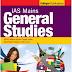 IAS Mains General Studies Book PDF Download