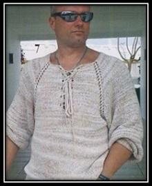 pulover spicami shema i opisanie