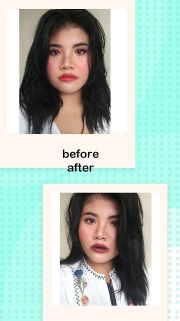 result pemakaian yohmo hair tonic