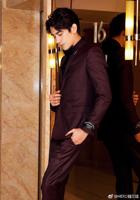 Lin Gengxin Shanghai International Film Festival