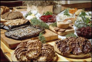 Productos típicos en la gastronomía finlandesa (@mibaulviajero)