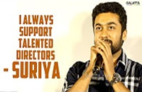 I always support talented directors – Suriya at First Clap Awards