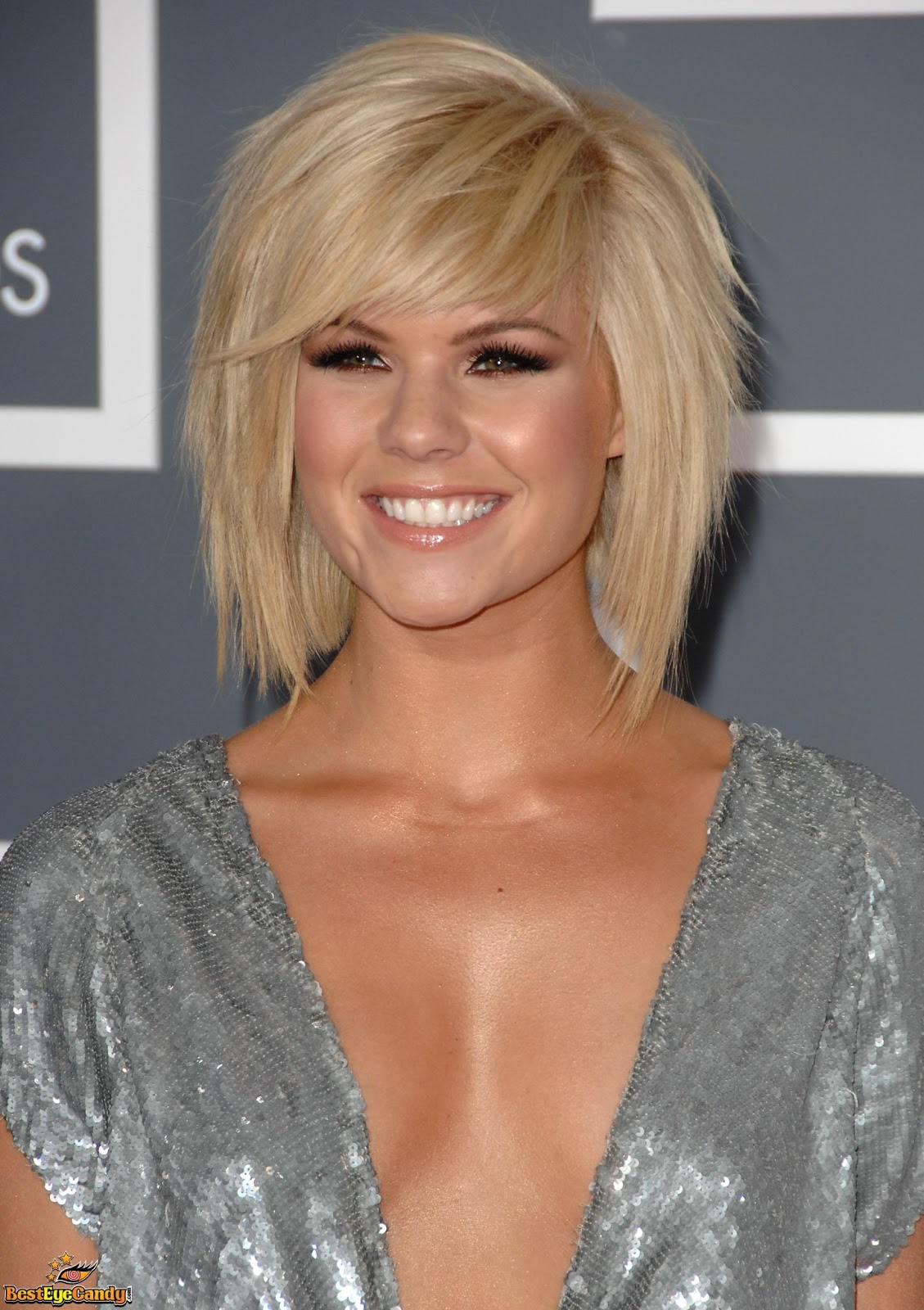 celebrity hairstyle haircut ideas: kimberly caldwell