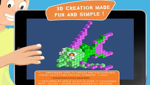 لعبة Blox 3D