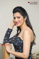 Telugu Actress Richa Panai Stills in One Shoulder Floral Long Dress at Rakshaka Bhatudu Movie Interview  0272.JPG