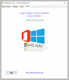 KMSAuto Lite v1.2.9 Windows & Office Activator Portable