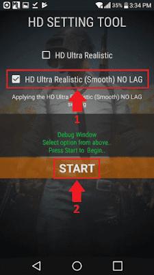 Inilah 2 Aplikasi Untuk Menaikan Grafis PUBG Mobile Sampai Ultra HD