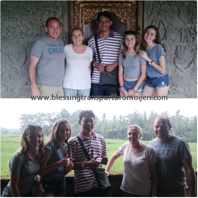 Richard's family (NL), transport from Surabaya to Mount Bromo-Ijen Crater-drop off to Bali. January 27th to 29th, 2017.