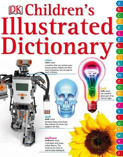 قاموس انجليزي مصور للأطفال رائع