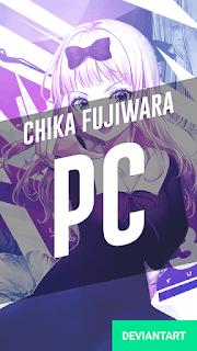 Chika Fujiwara - Kaguya-sama: Love Is War Wallpaper
