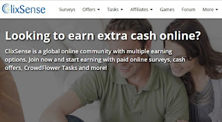 PTC merupakan singkatan dari Paid To Click yaitu kita dibayar hanya dengan meng klik iklan yang disediakan oleh web penyedia.
