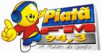 Rádio Piatã FM 94,3 de Salvador - Bahia