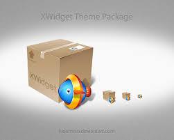 تحميل وتثبيت برنامج xwidget 2015 لتزيين سطح المكتب بأجمل الادوات مجانا