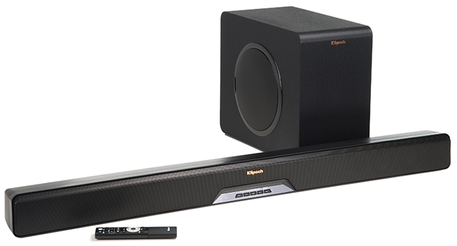 RSB-11 SOUND BAR + WIRELESS SUBWOOFER - KEF HOME Theater Systems