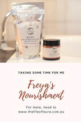 Freya's Nourishment Pinterest