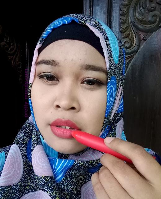 pretty-moody.com, lipstick matte, lip matte, lakme makeup