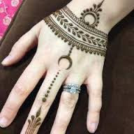 Attractive & Beautiful Hd Desgin Of Mehandi 22
