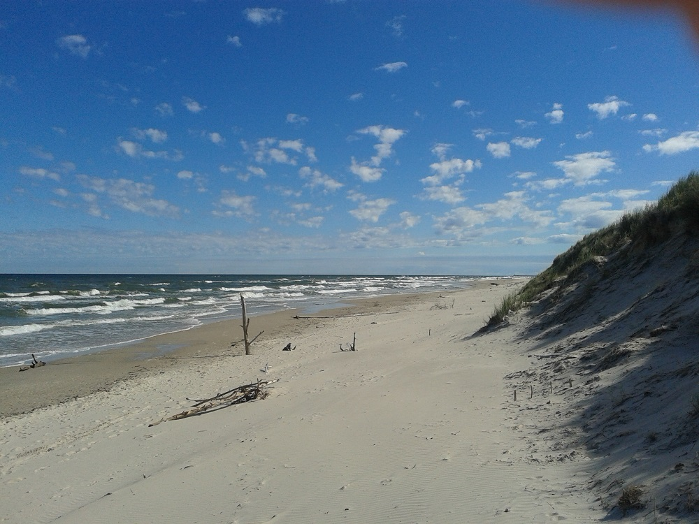 plaża Rąbki