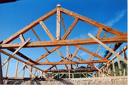 Sua sponte a dallas appellate blog by carrington coleman for Wood roof trusses for sale