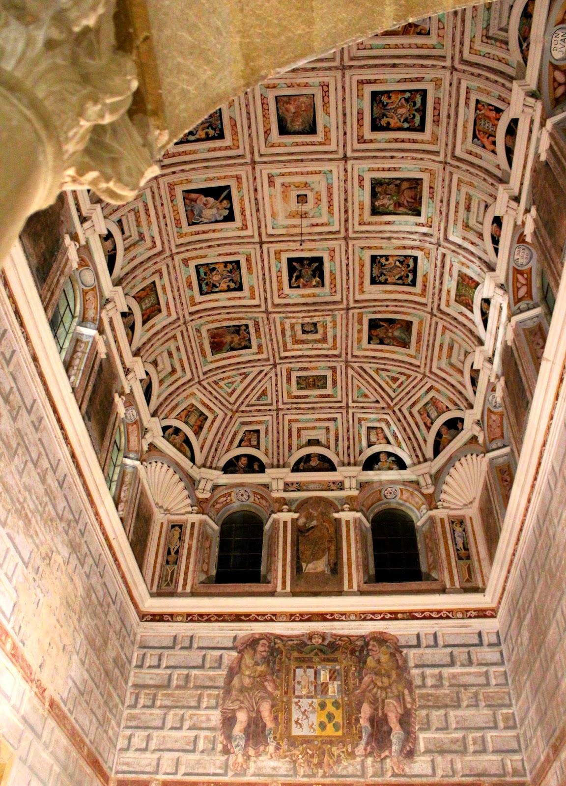 Bóvedas del Hospital de Santiago en Úbeda