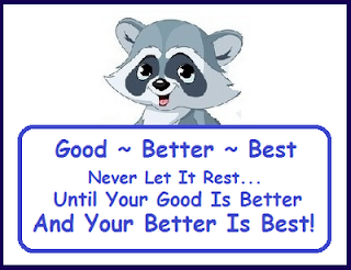 Better Is Best