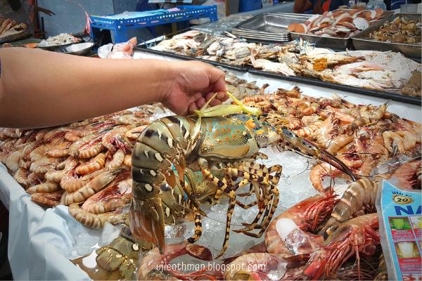 lobster kota kinabalu