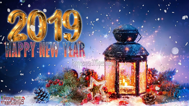 New Year 2019 Wishes Background Wallpapers Download HD For Desktop