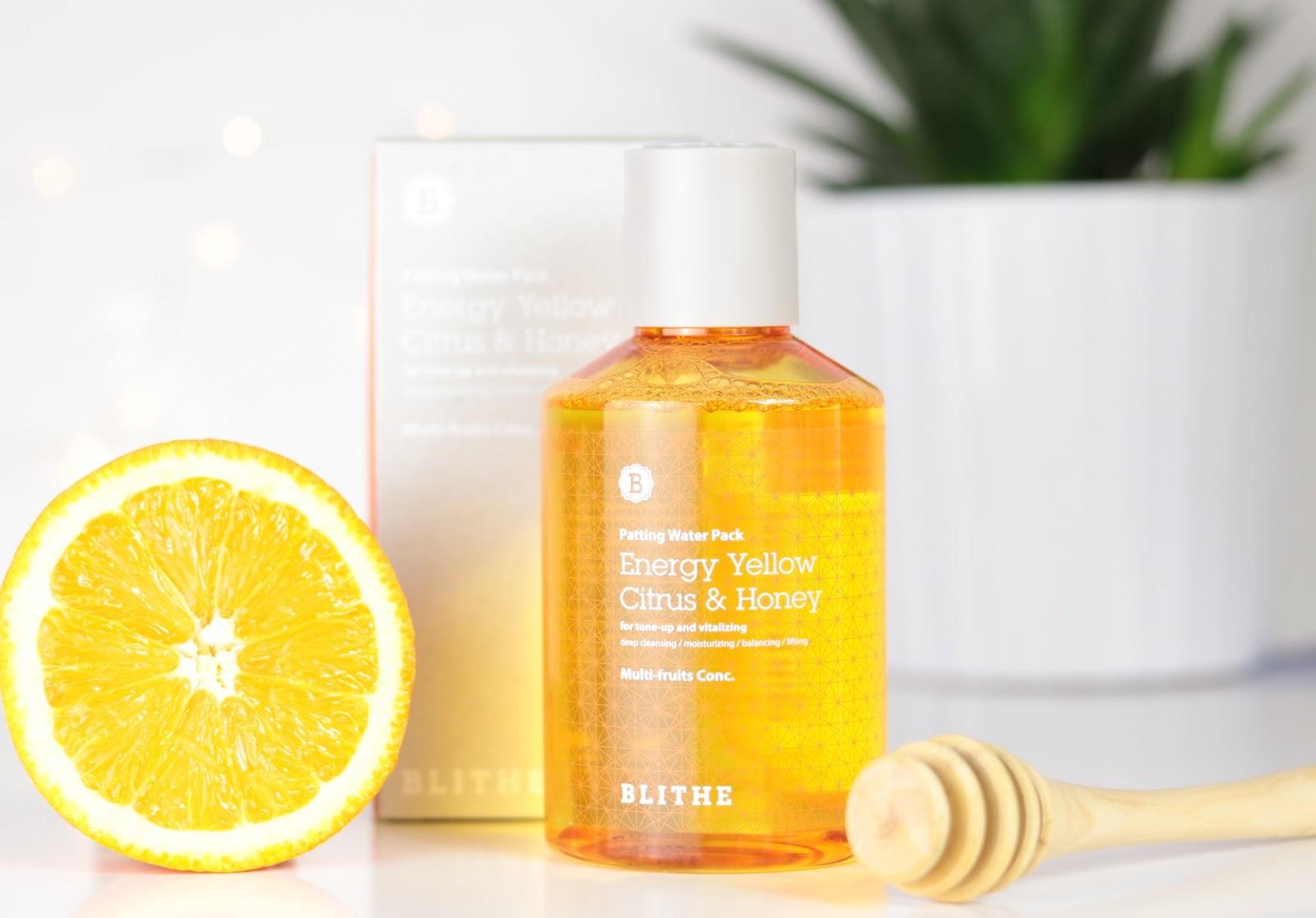 le masque splash citron miel de blithe une nouvelle fa on de prendre soin de sa peau garlic. Black Bedroom Furniture Sets. Home Design Ideas