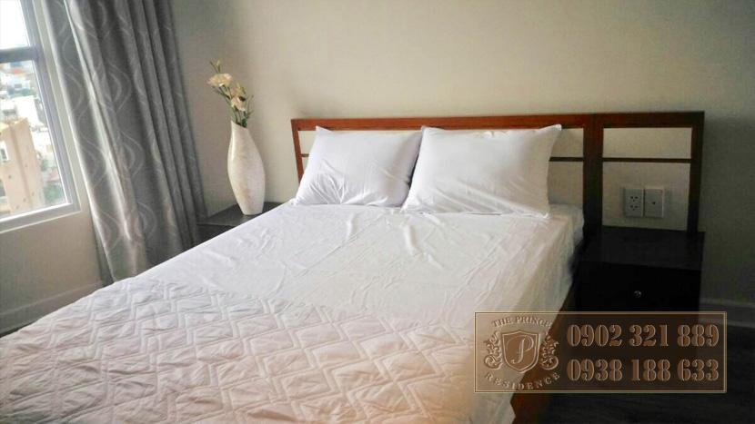 The Prince Phú Nhuận cho thuê căn hộ 3 phòng ngủ - phòng ngủ
