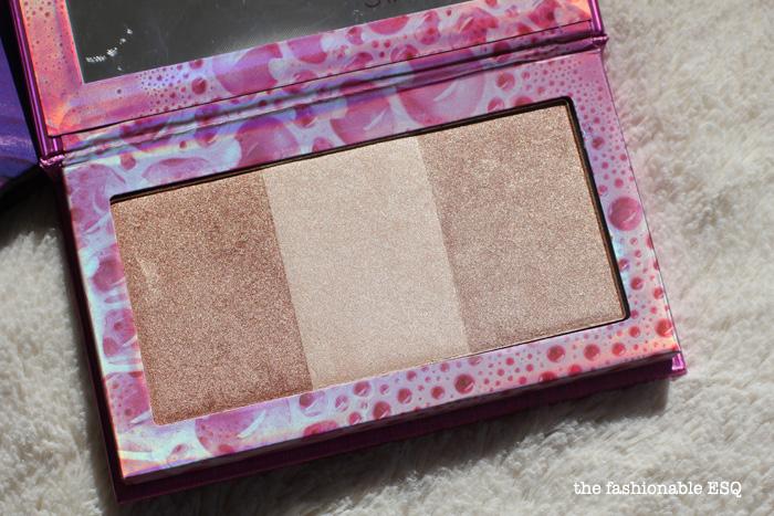 Kristen Leanne Beauty Beam palette