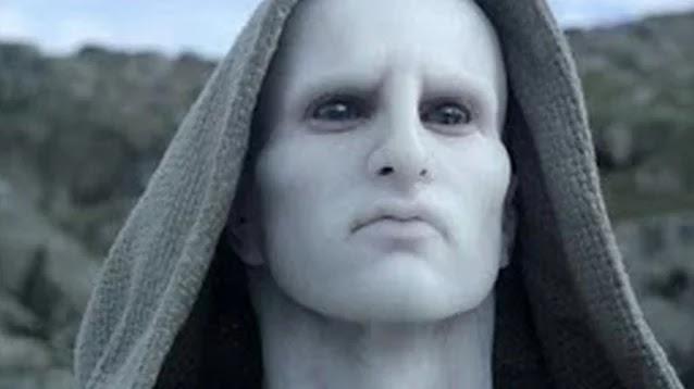 IΡΑΝ: Ψηλοί Λευκοί Εξωγήινοι Ελέγχουν τις ΗΠΑ Snowden είδος Ψηλών Λευκώ εξωγήινων έφτασε στη Γη (αναθεώρηση)