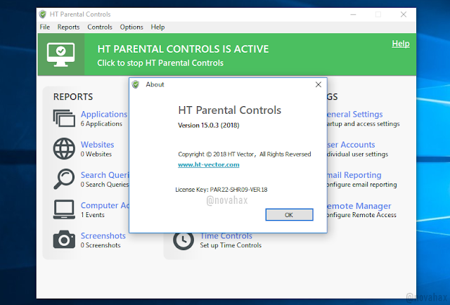 Ht parental controls with crack