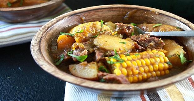 Sancocho (Puerto Rican Beef Stew) Recipe
