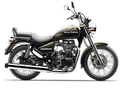 Royal Enfield Thunderbird 500  right side look