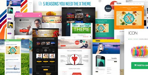 Top 7 Premium WordPress themes