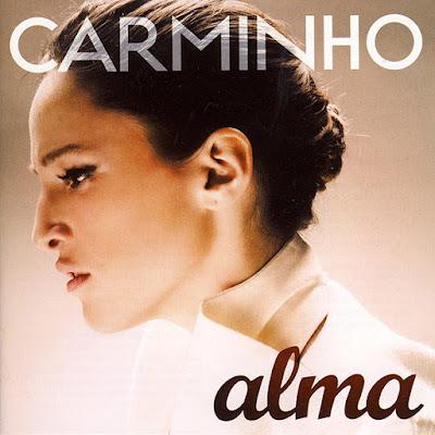 CD Cover Carminho - Alma (2012)