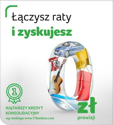 Reklama Pożyczki Fit - kredytu konsolidacyjnego Kasy Stefczyka
