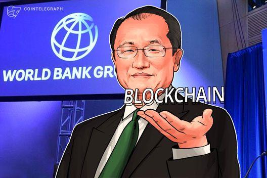 """Presidente del Banco Mundial: la tecnología Blockchain tiene un """"enorme potencial"""""""
