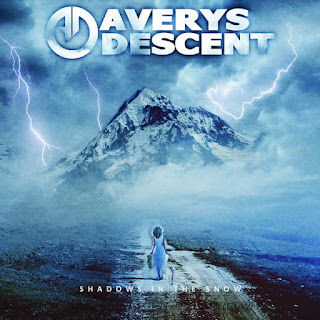 Avery's Descent - Shadows in the Snow (2016) - Album Download, Itunes Cover, Official Cover, Album CD Cover Art, Tracklist