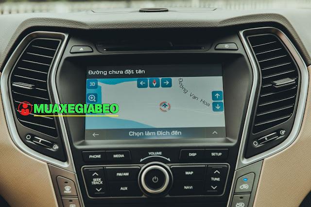 Giới thiệu Hyundai SantaFe 2.2L máy dầu phiên bản đặc biệt AWD ảnh 15