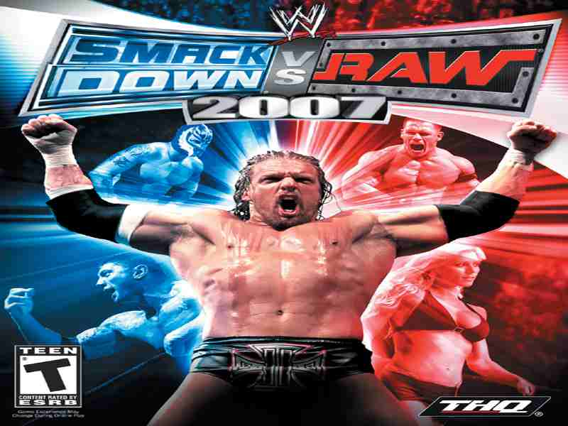 wwe smackdown vs raw 2006 pc game free download