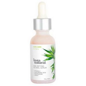 Serum Insta Natural dưỡng trắng chống lão hóa thâm nám da của Mỹ