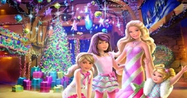 regarder un film de barbie un merveilleux no l 2011 films de barbie princesses. Black Bedroom Furniture Sets. Home Design Ideas
