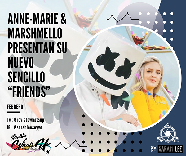Anne-Marie-Marshmello-Friends