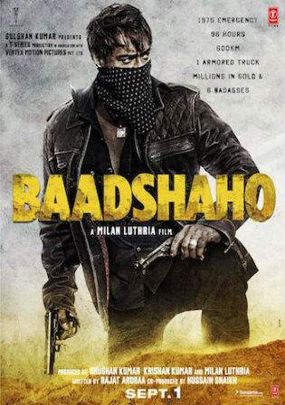 Baadshaho 2017 HD 7200p Hindi Movie Official Teaser Download Watch Online bolly4u