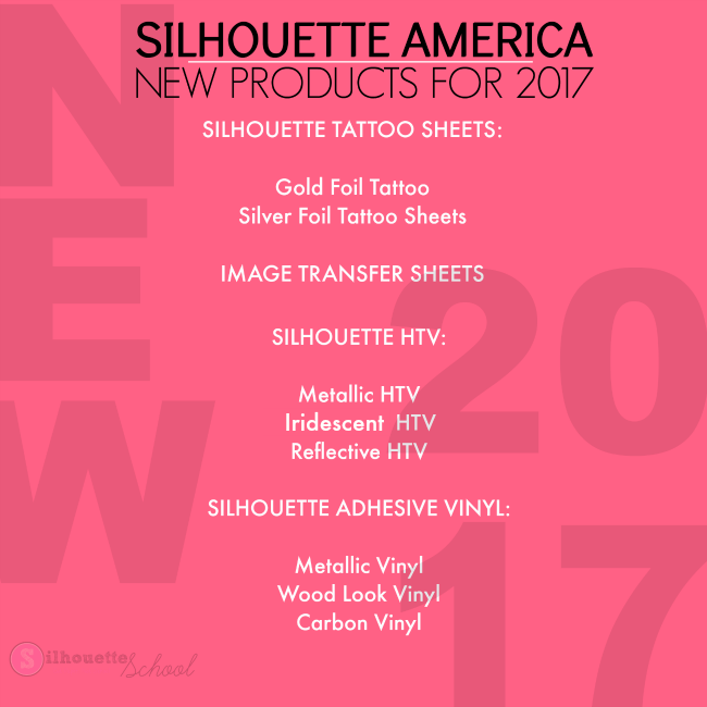 silhouette foil tattoo sheets paper silhouette metallic vinyl silhouette wood vinyl reflective htv