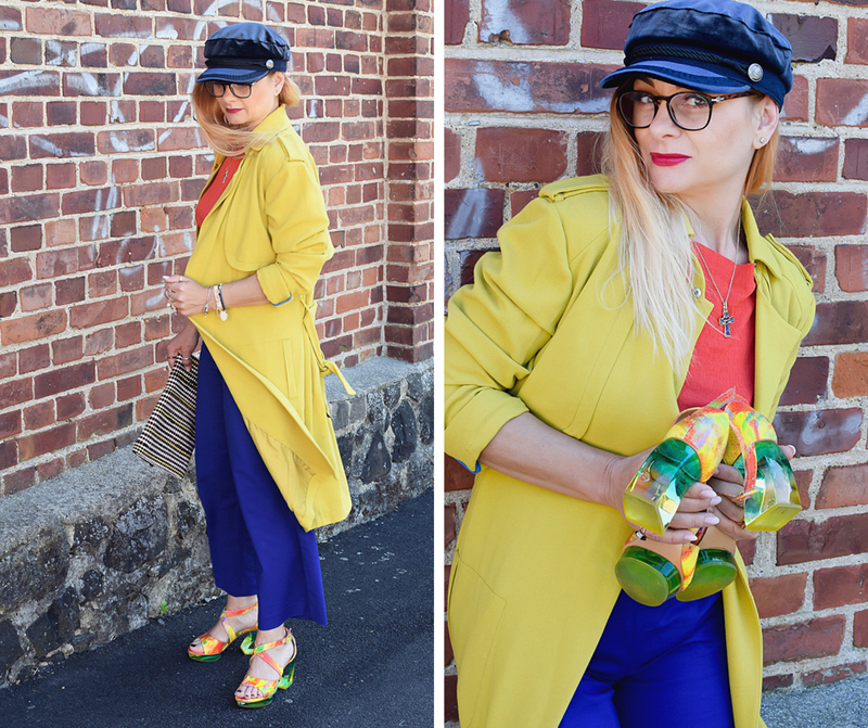Colorblocking Tipps, Outfit Colorblocking, Modeblogger Colorblocking