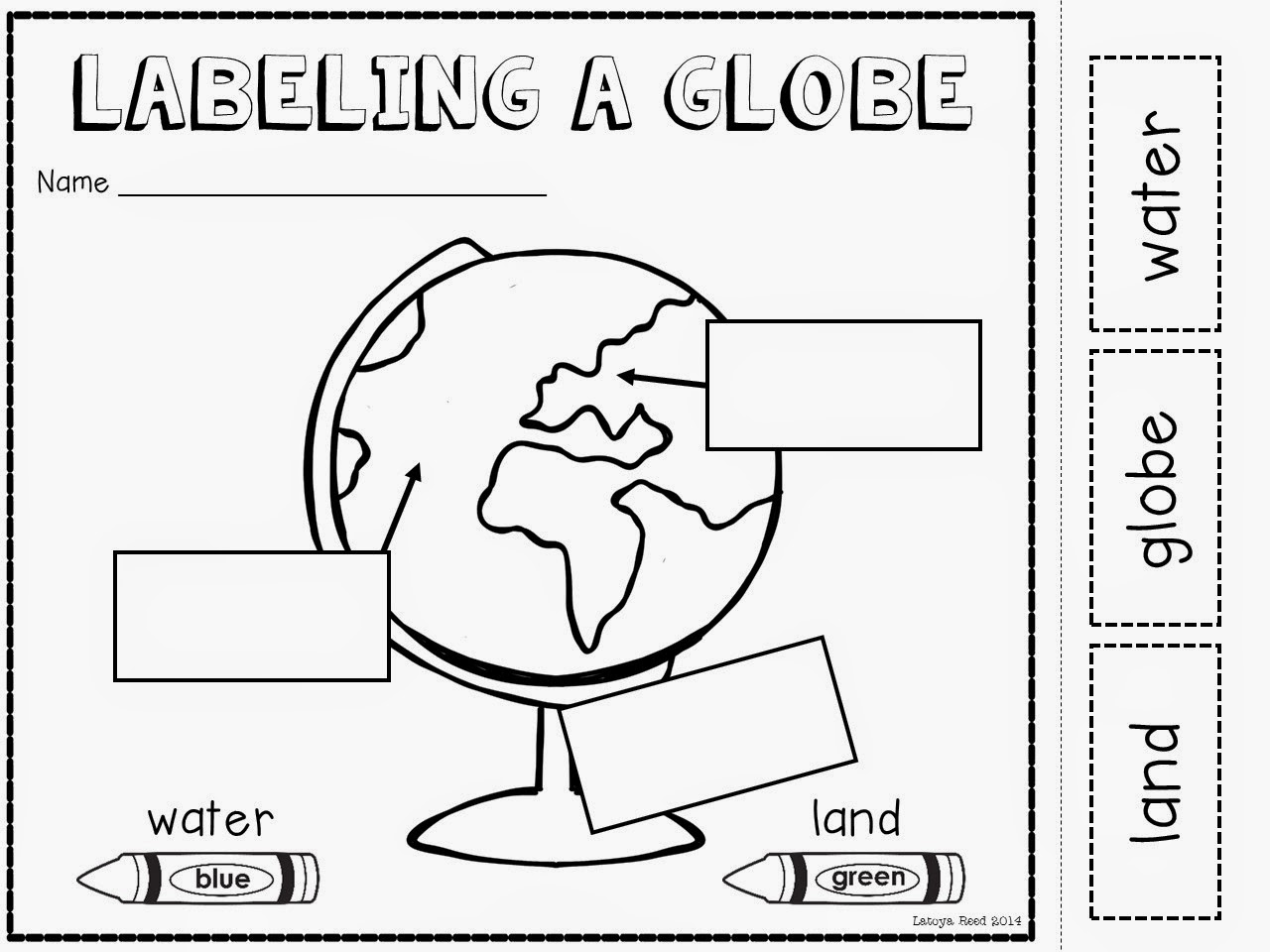 Maps, Globes, and Our World plus a FREEBIE!!! | Flying ...
