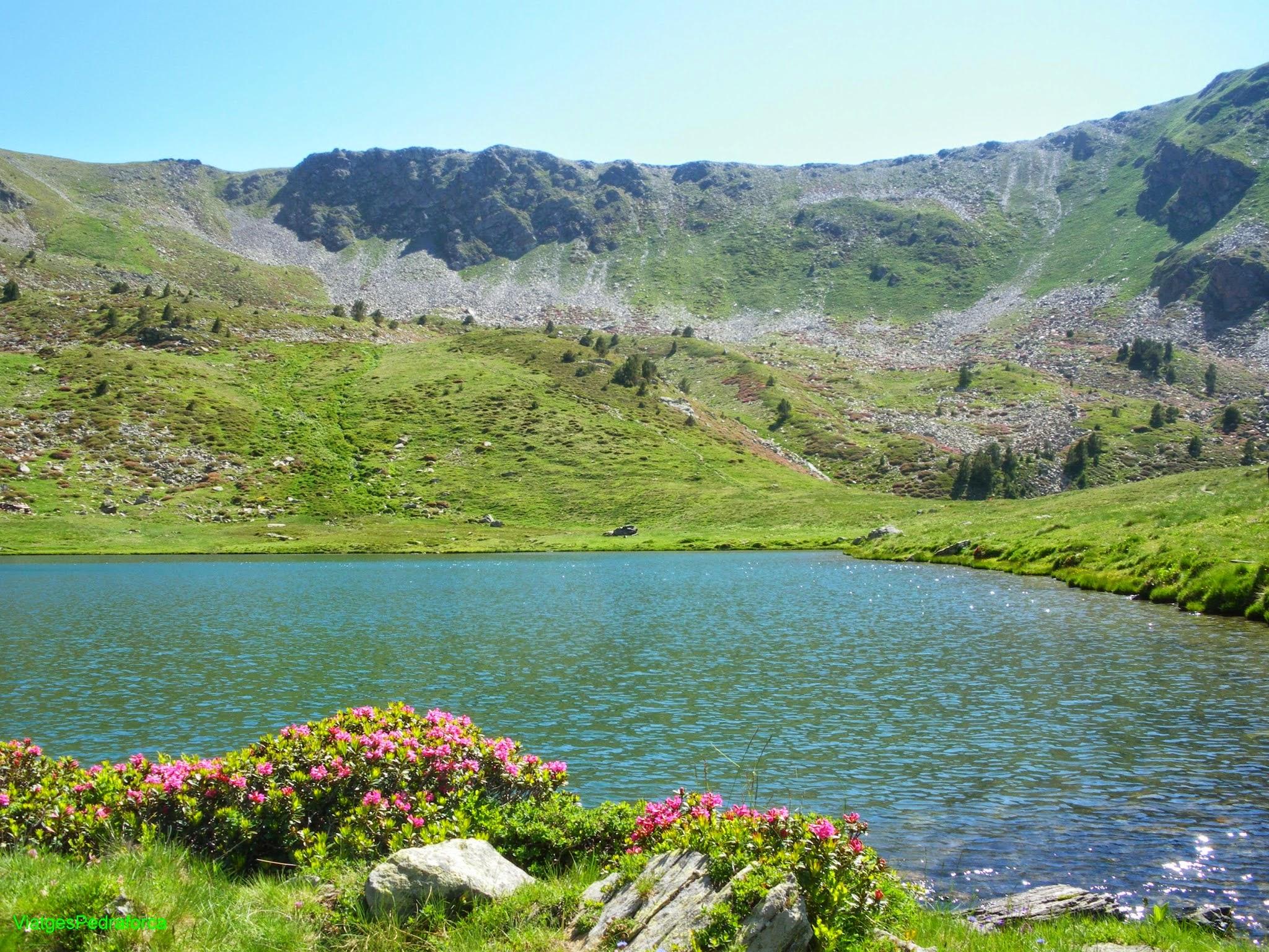 Estany del Siscaró, Vall d'Incles, Andorra, trekking, senderisme