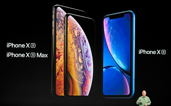 آبل تكشف عن هواتفها الجديدة iPhone XR و iPhone XS و iPhone XS Max